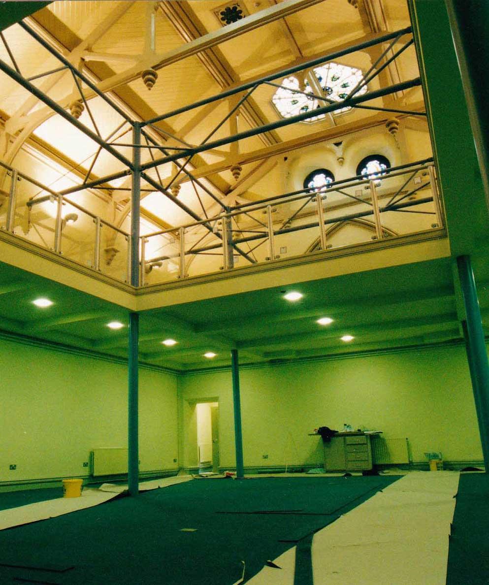 Bailiffgate Interior 2002 1
