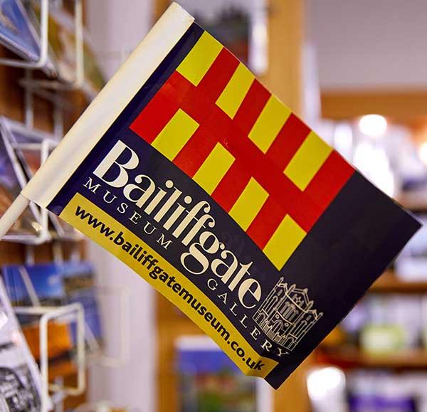 Bailiffgate Flag