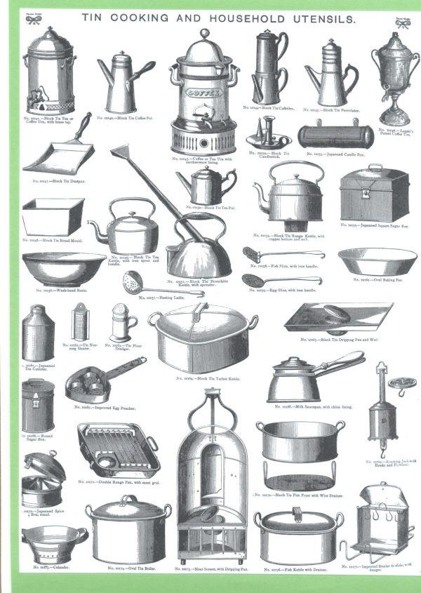 Victorian Items