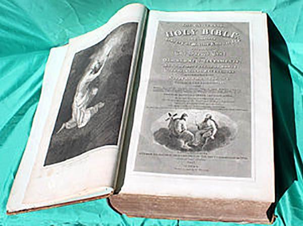 Davison Bible 600