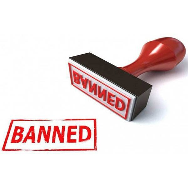 banned 600