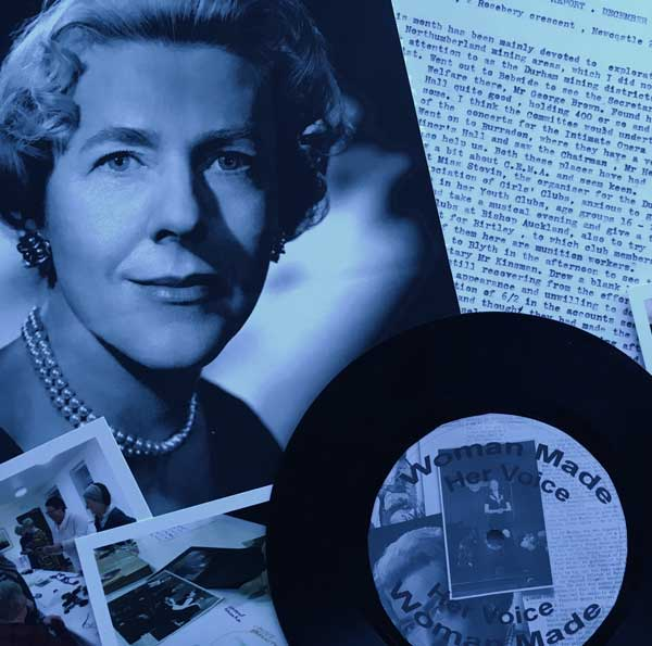 Her Voice -Female cultural pioneers