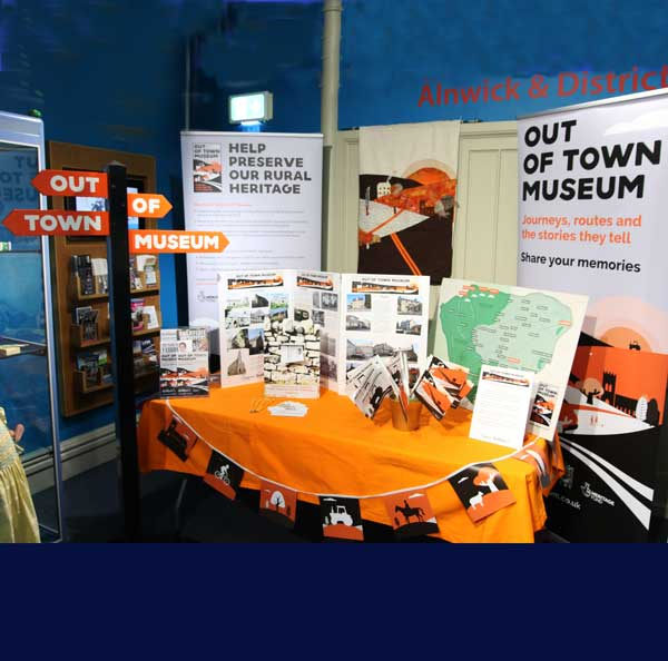 OOT stand at a recent show