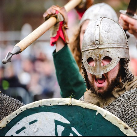 VIKINGS in Alnwick