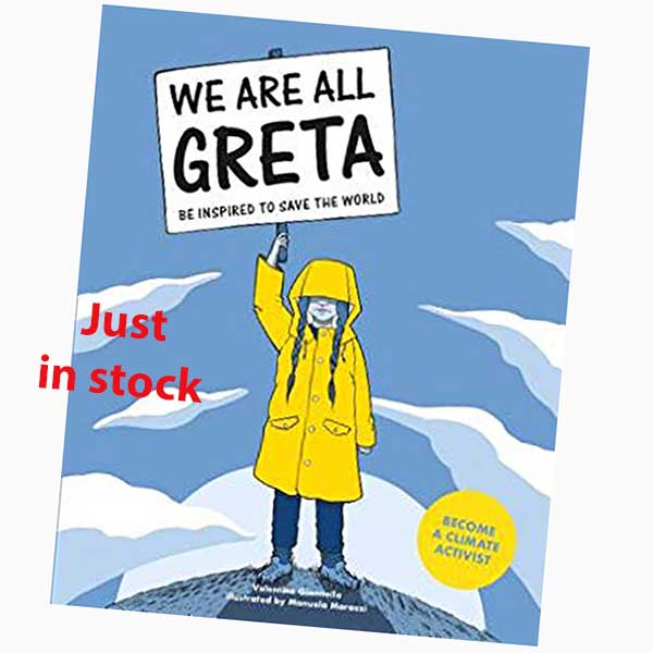 we are all Greta for web