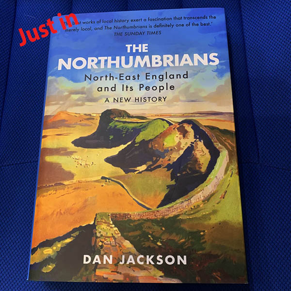 The Northumbrians book