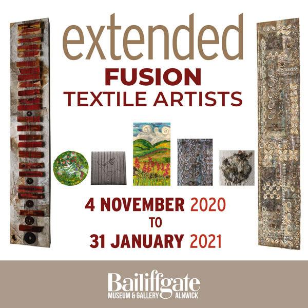 Fusion Textiles 4th Nov 2020