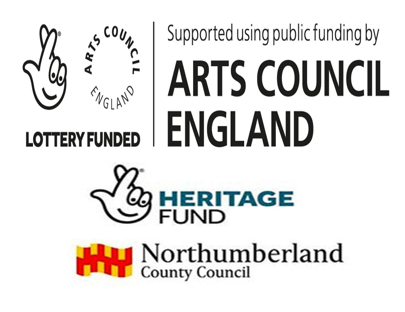 Lottery plus Arts council