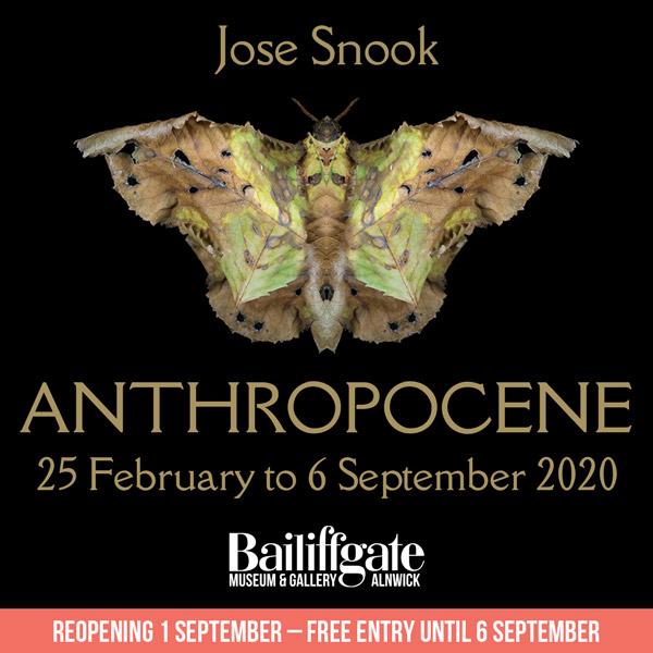 Anthropocene exhibition new Date