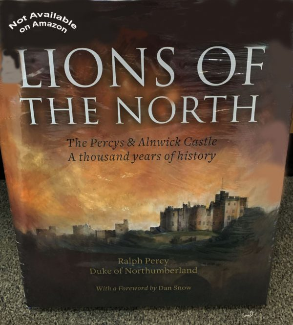 lions of the North book