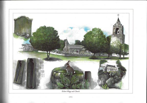 Northumberland in Watercolour b