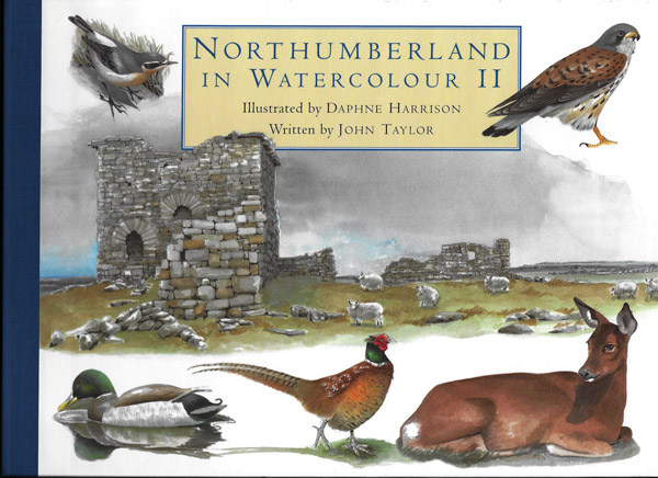 Northumberland in watercolour for web