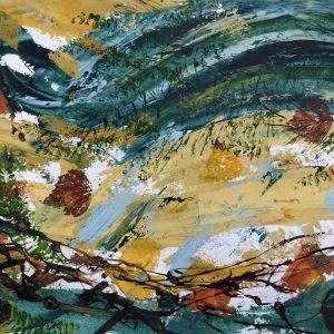 17 Rothbury woods sound painting