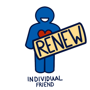 Individual Friend Renew