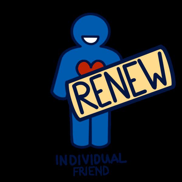 Individual Friend Renew