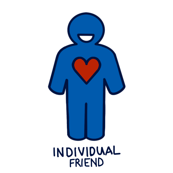 Individual Friend